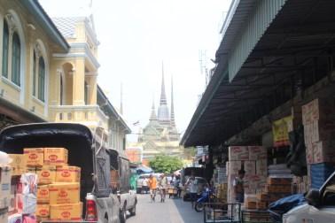 Vista de Wat Pho