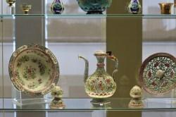 Vasijas Museo de Arte Islámico en Kuala Lumpur