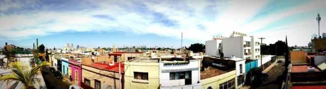 Rooftop Guada - de reizigers