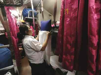 De Reizigers - Koh Phangan - Nachttrein