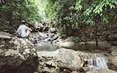 De Reizigers - Koh Phangan - wandeling