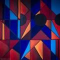Untitled oil painting by Derek R. Audette
