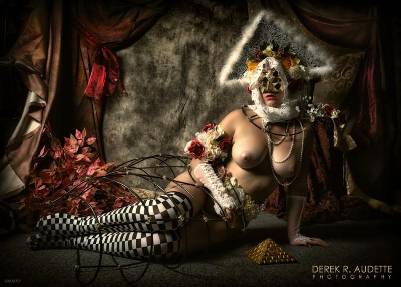 La Doncella (Plate II) - Photography by Derek R. Audette
