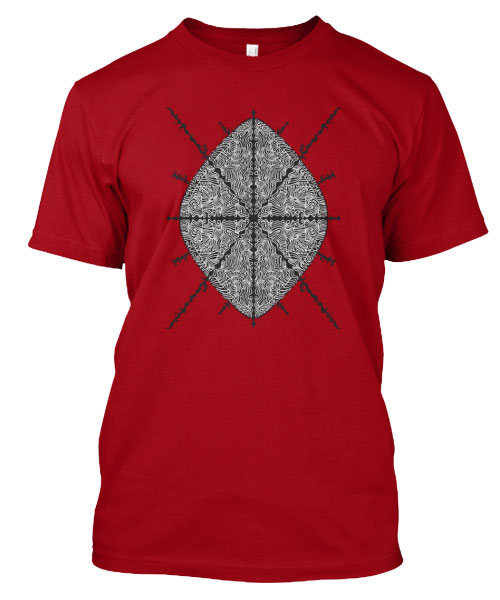 Limited Edition Wearable Contemporary Art Shirt