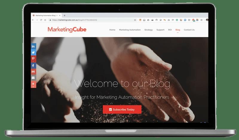 Marketing Cube | Marketing Automation Blog
