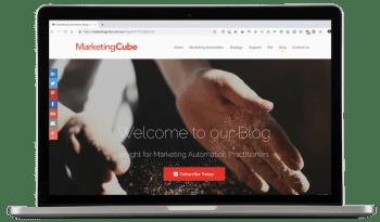 Marketing Cube Blog