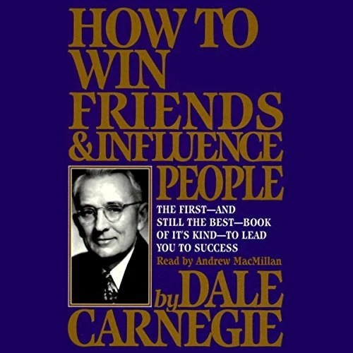 BOOK COVER How to win friends and influence people