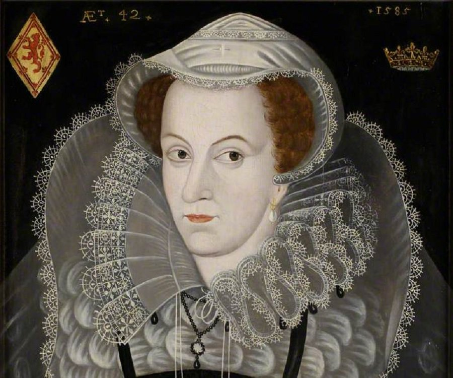 Image result for picture of mary queen of scots