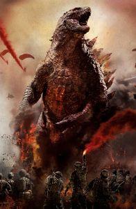 movie review by Derek Gendron on Godzilla