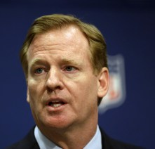 Roger Goodell, NFL Commission