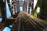 """Railroad To Heaven"" #DHPhotography #Cleveland Abandoned drawbridge Courtesy: derekhough IG"