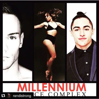 """Utah!! I'll be teaching at Millennium today in Salt Lake City at 4:00-5:30 - it's gunna be a fun chill class today come through and dance with me!"" - Salt Lake City, Utah - July 30, 2015 Courtesy: mattmarr_ IG"