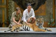 """""""Rhinos and Tigers and Komodo Dragons, Oh My!"""" Courtesy derekhough Facebook"""