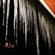 """Outside my window in Park City."" - December 23, 2013 Courtesy derekhough IG"