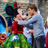 """So this is love?!"" - November 12, 2016 Courtesy disneymagicaldays IG"