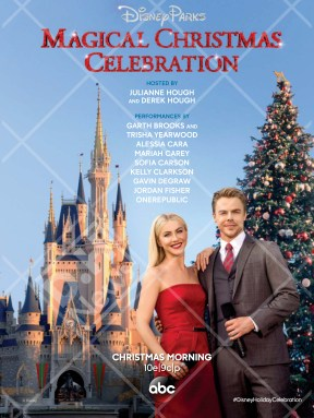 Derek and Julianne on People Magazine's December 19, 2016 issue