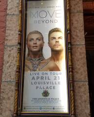 "chrysy1618: ""The day is finally here me, momma, and Kielle seeing Derek and Julianne Hough at the Louisville Palace!!!! 💖💖💖💖 #movebeyond #movebeyondtour #derekhough #juliannehough #louisvillepalace #moveliveontour"""