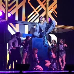 """Great show tonight! #movebeyond #floridatheatre"" courtesy tdbazar ig"