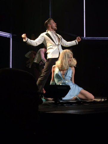 """Here are some of my favorite pictures from tonight #MoveBeyond #moveliveontour @juliannehough @derekhough"" - Move Beyond - Boston, Massachusetts - May 5, 2017 Courtesy lisa_amico twitter"
