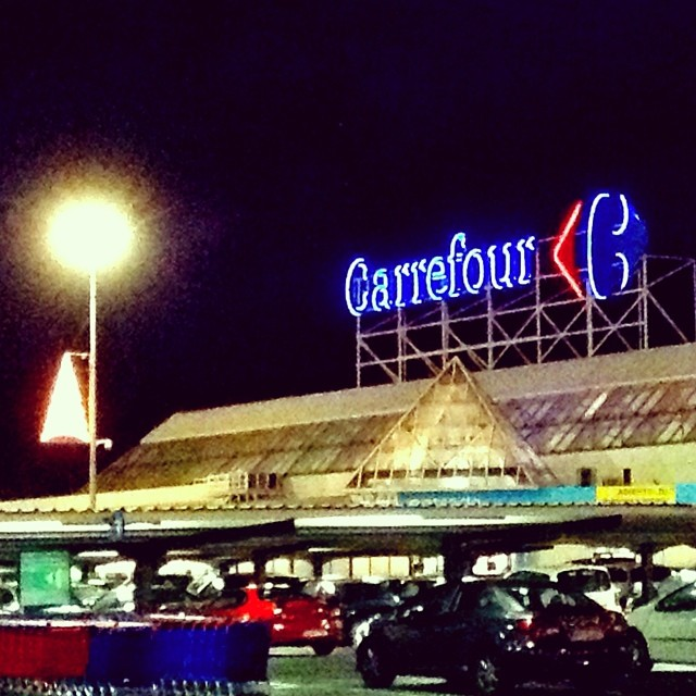 Carrefour, Torrevieja - from Instagram
