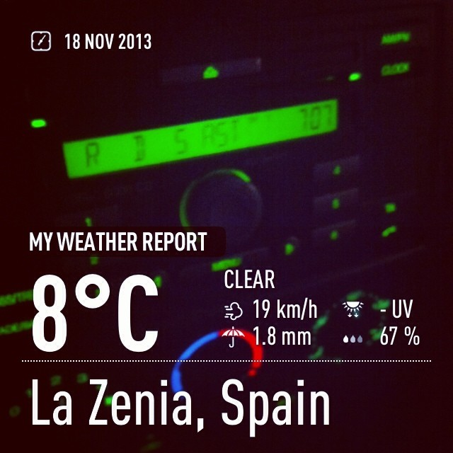 Cold!!! - from Instagram