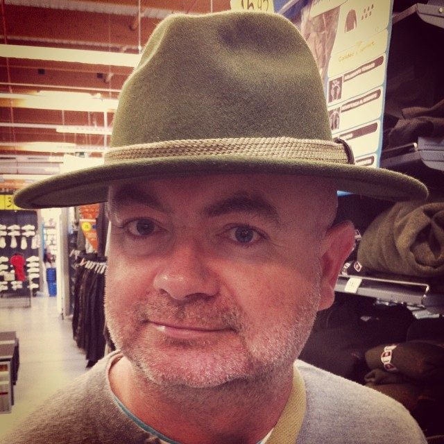 Malcolm the mounty - from Instagram