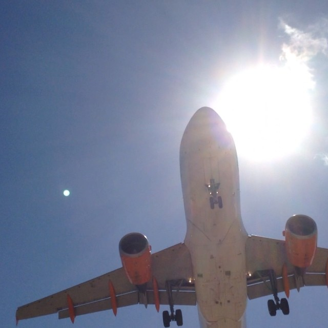 #murcia #sanjavier #airport #aeropuerto #easyjet #london #londres #gatwick #ezy8551 - from Instagram