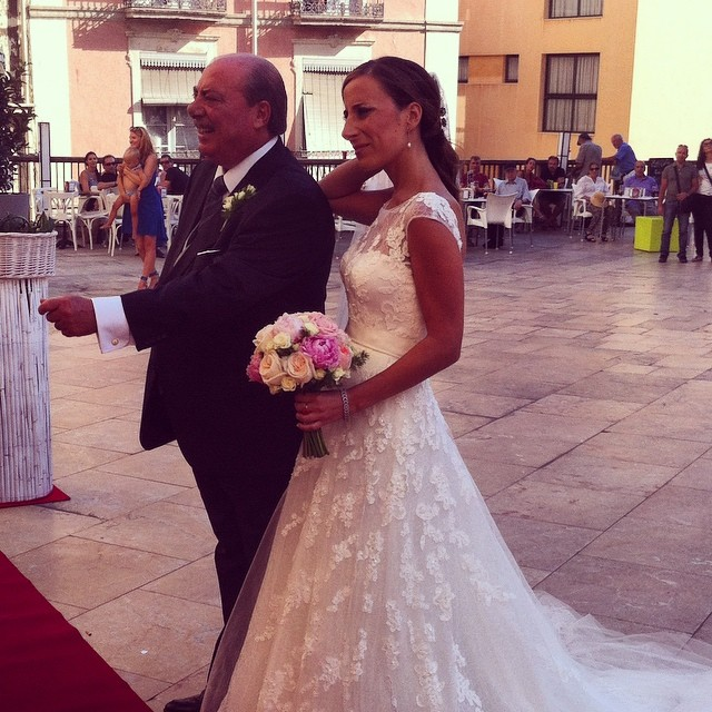 #wedding #boda #alicante #basilicadesantamaria #costablanca #spain #españa - from Instagram