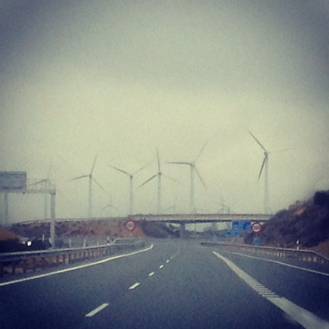 Turbines - from Instagram