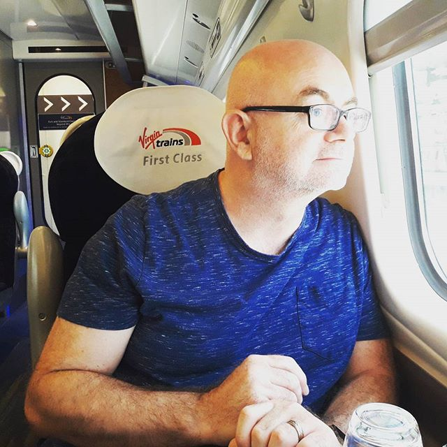 Off to London to form our government.  Who's I'm? - from Instagram