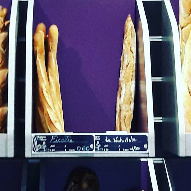 Baguette naturiste - from Instagram