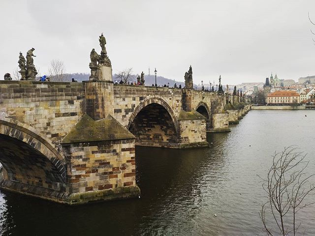 #autohash #Prague #Czechia #HlavníměstoPraha #architecture #bridge #river #castle #travel #traveling #visiting #instatravel #instago #old #water #building #Gothic #city #town #ancient #landmark #tourism #historic #tower #fortress #fortification #sky - from Instagram