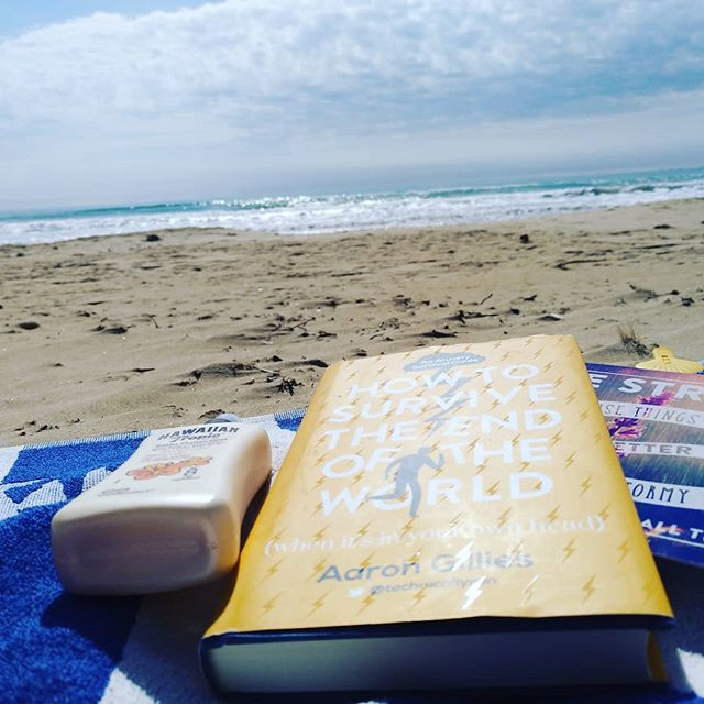 Sun, sea and good book - from Instagram