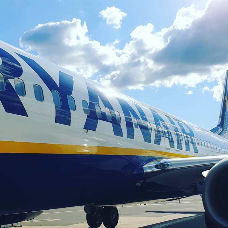 #autohash #Bournemouth #airplane #jet #aircraft #airport #airliner #travel #traveling #visiting #instatravel #instago #flight #air #engine #wing #sky #airbus #cockpit #vehicle #shipment #departure #jaunt #fuselage #tourism #ryanair - from Instagram