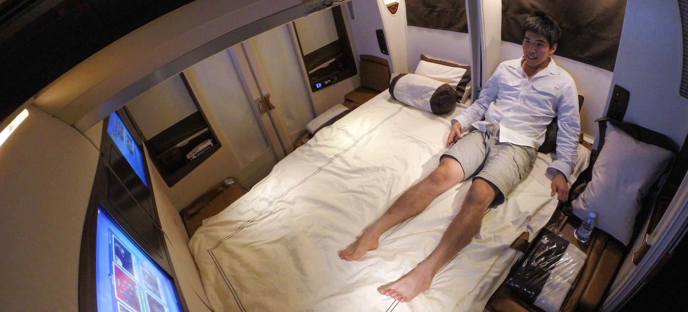 What Its Like to Fly the 23000 Singapore Airlines Suites Class