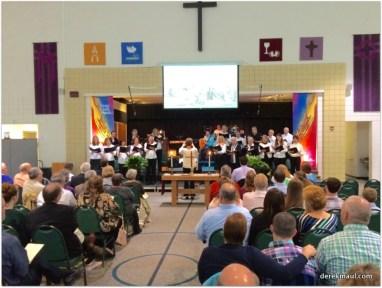 awesome choir!