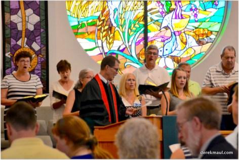 Rev. Dr. Matt Floding - Duke Divinity