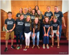 Youth mission team to Cuba