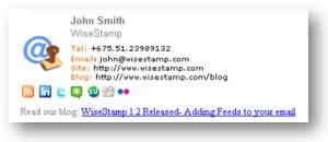 WiseStamp-Email-Signature-Example