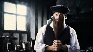 Kevin Sorbo as John Calvin