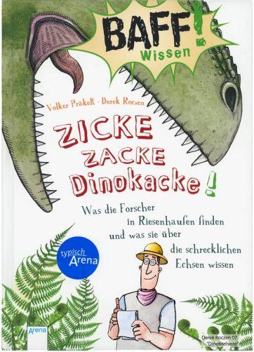 ZickeZackeDinokacke Cover