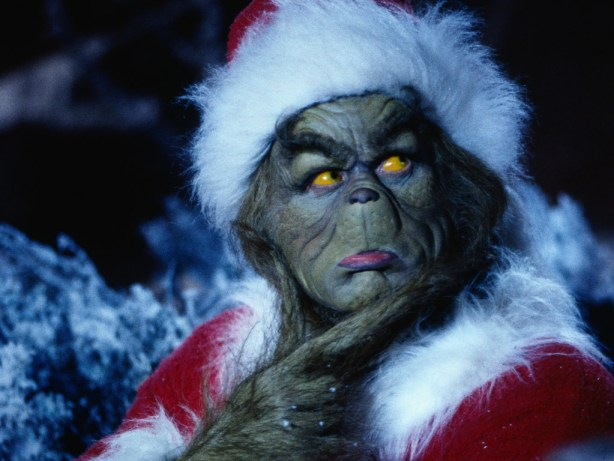 How not to be a grinch