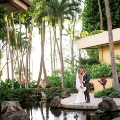 Chair Cover Express Hawaii Target Patio Chairs Faye & Eddy: Ocean Crystal Chapel - Oahu Wedding Photographer Derek Wong Photography