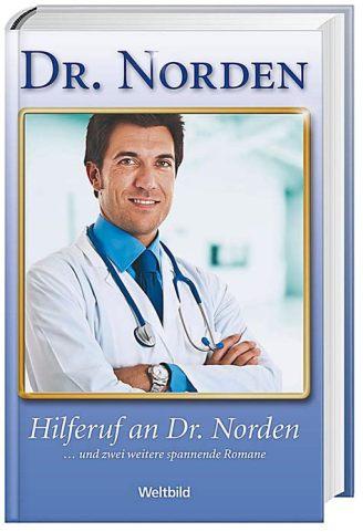 """Was ist eigentlich ein Arztroman? Hier ein Cover von der bekanntesten Arztromanserie """"Dr. Norden"""""""