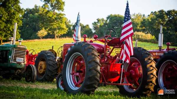 Appalachia In Summer Glade Antique Tractor Show