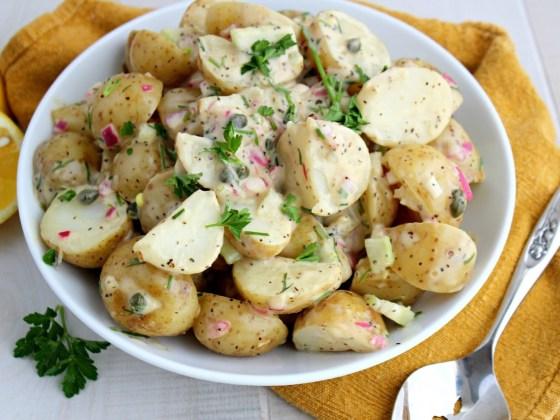 Tre cose che la storia di un'insalata di patate ci insegna sul crowdfunding