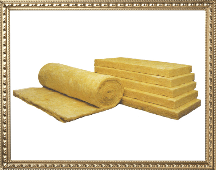 Mineral wool for insulation
