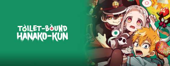 Image result for funimation Toilet bound Hanako-Kun""