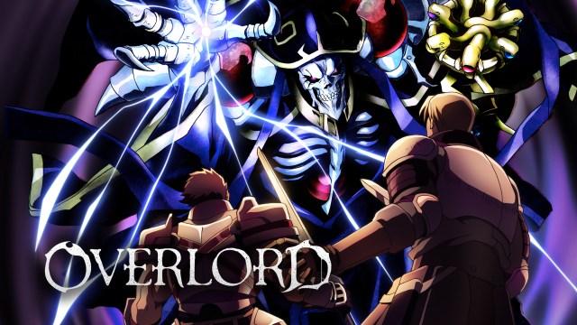 Best Isekai anime #4 Overlord