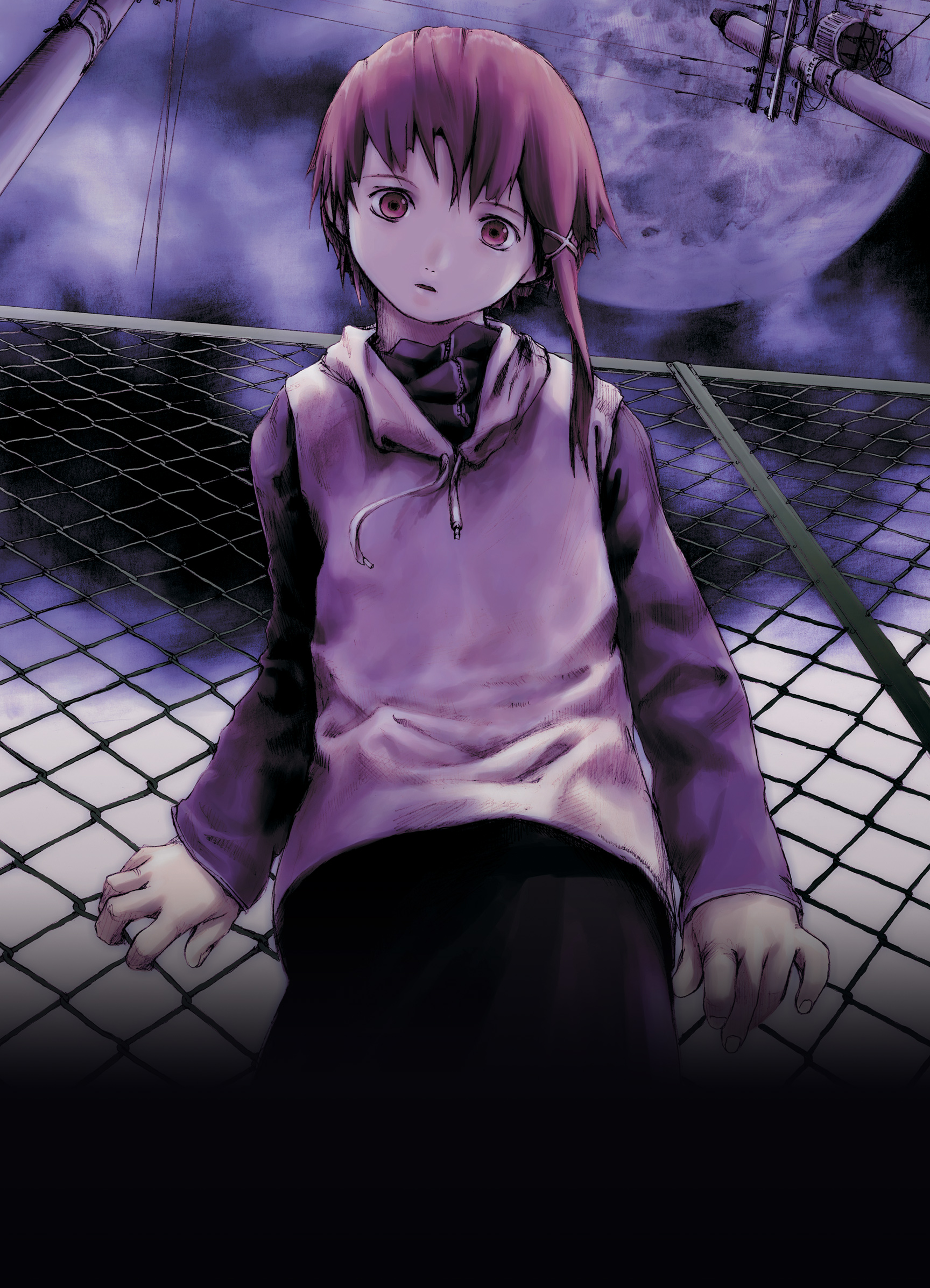 Serial Experiments Lain Sub Indo : serial, experiments, Watch, Serial, Experiments, Episodes, Drama,, Psychological, Anime, Funimation